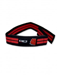 Lifting Straps Black/Red