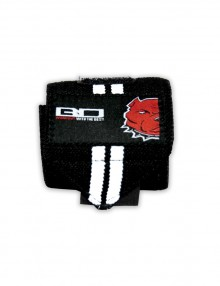 Lifting Wrist Strap Black/White